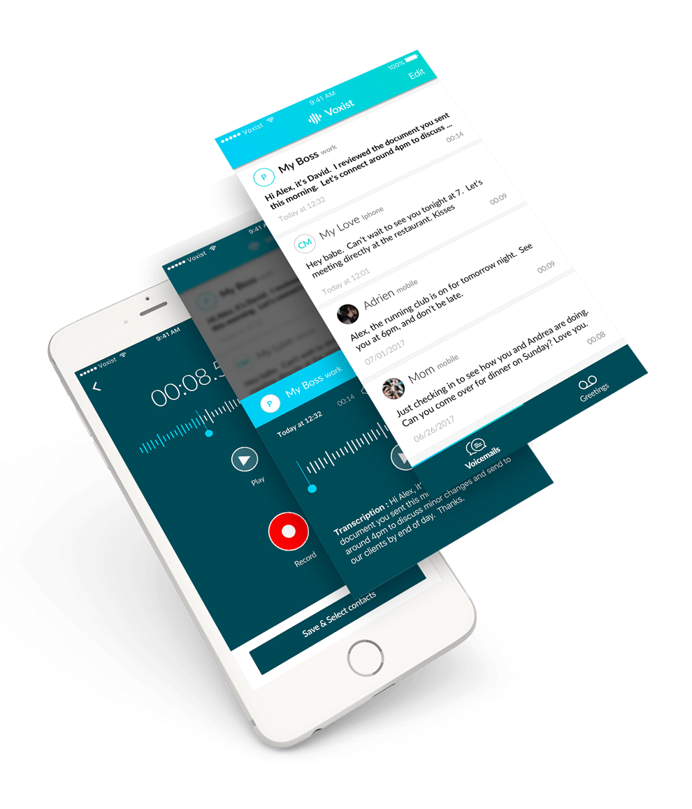 Voxist - Smart Voicemail